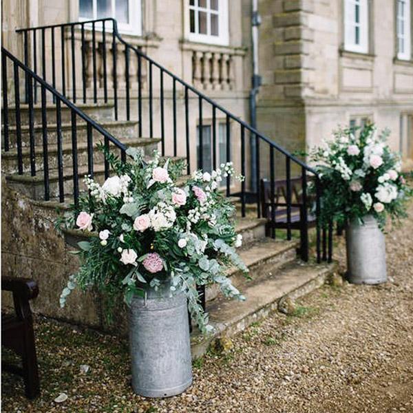front steps stanford hall wedding venue